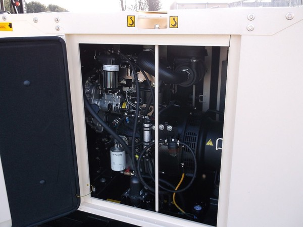 Selling AKSA 40Kva Single Phase Silent Diesel Generator