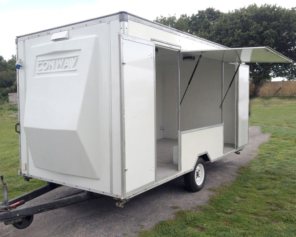 Auto Trailer For Sale Uk: Show And Exhibition Trailers