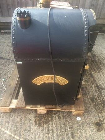Large Victorian Potato Oven for sale