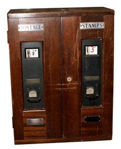 Vintage Stamp Dispenser