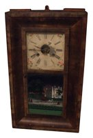 American Victorian wall Mounted Clock