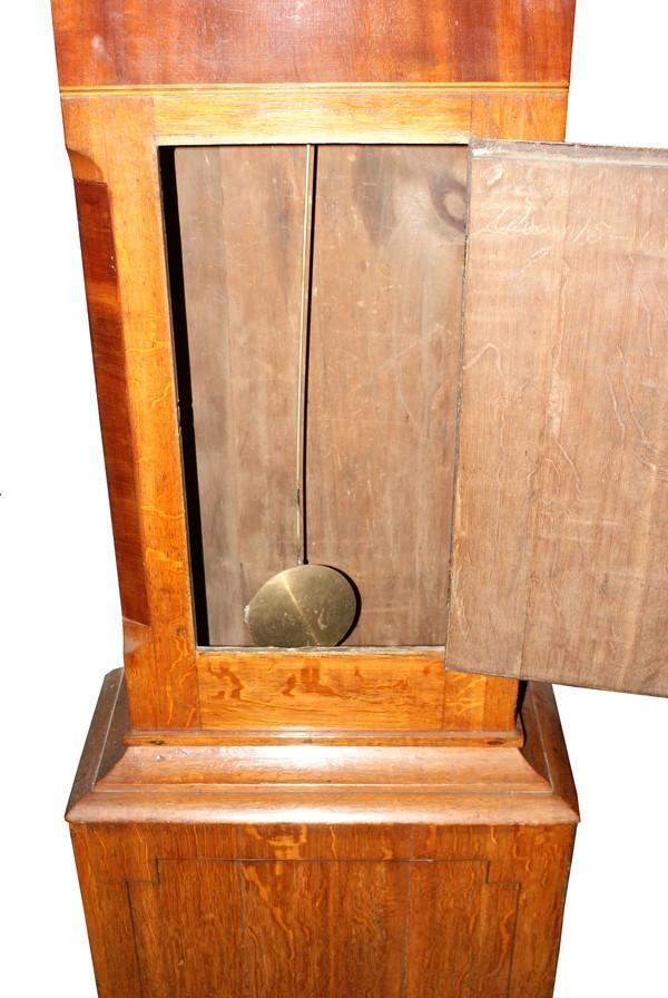 Tall  Victorian Grandfather Clock