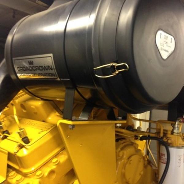 Buy Used 880Kva Perkins 3012TAG3A Generator