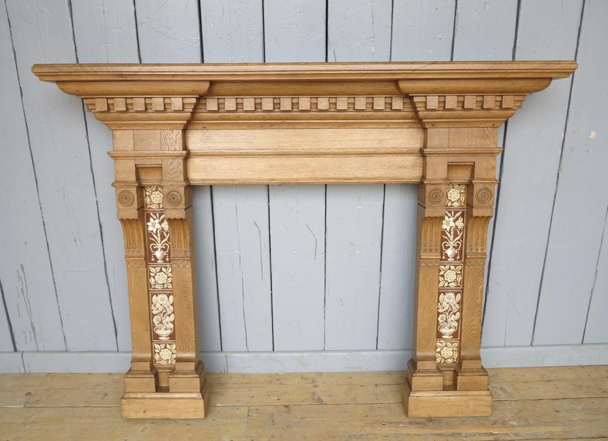 Secondhand Vintage And Reclaimed Fireplaces And Fire