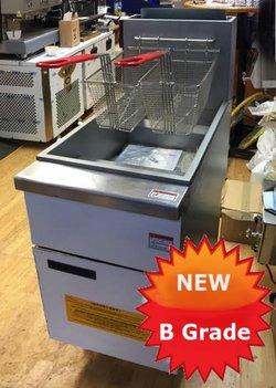 B Grade Gas Fryer