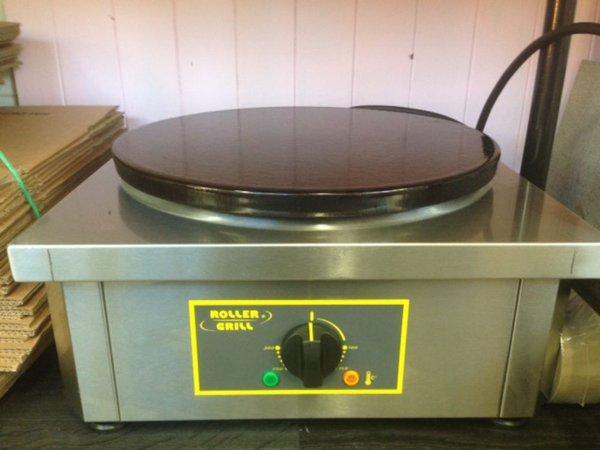Roller Grill 400CSE Crepe / Pancake / Machine