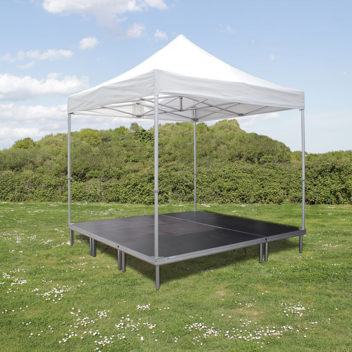Curlew Secondhand Marquees Portable Stages Complete