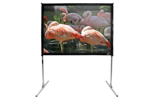 8ft x 6ft Fast Fold Draper Screen for sale