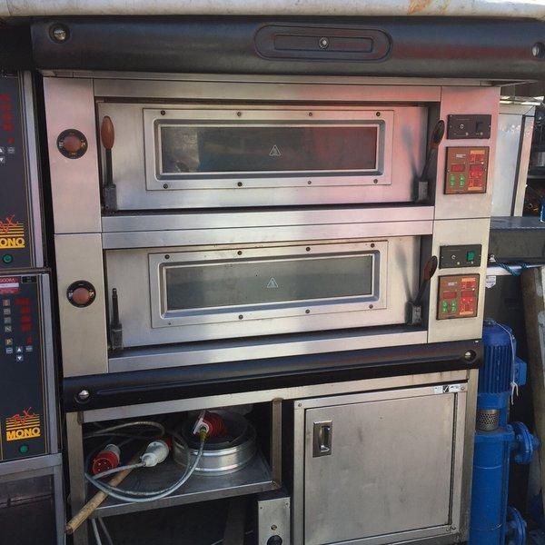 Moretti Forni  Double Pizza Oven