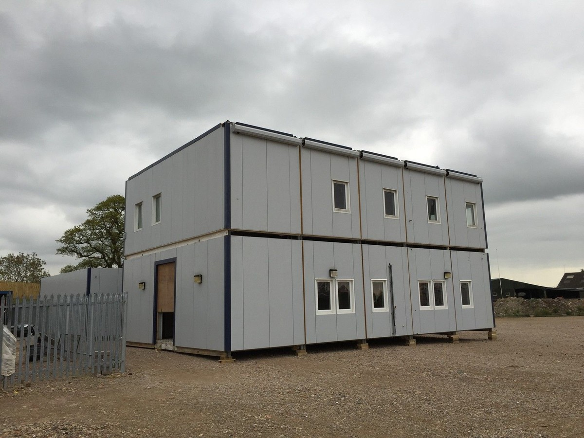 Secondhand Portable Buildings Modular Or Sectional Buildings
