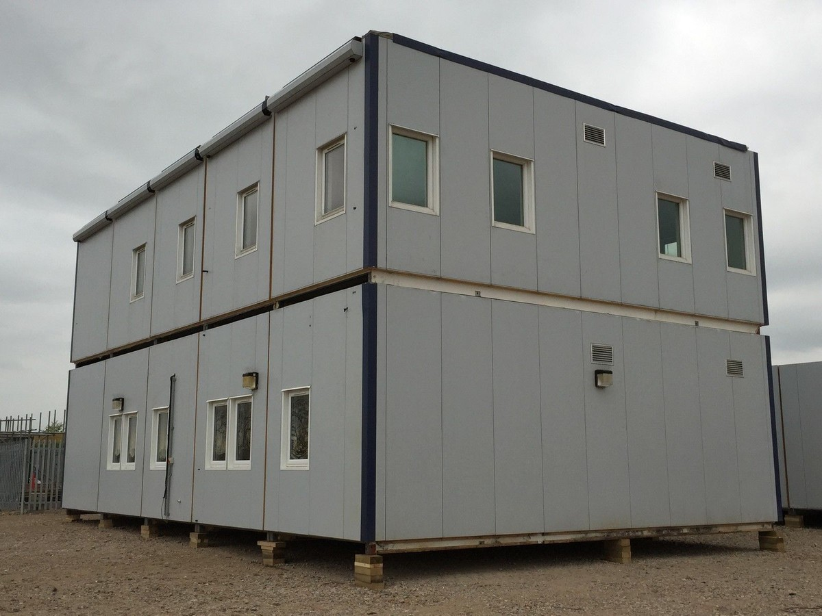 Secondhand Portable Buildings Modular Or Sectional