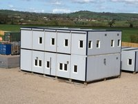 Modular Building 10 Bays 2 Storey Unit