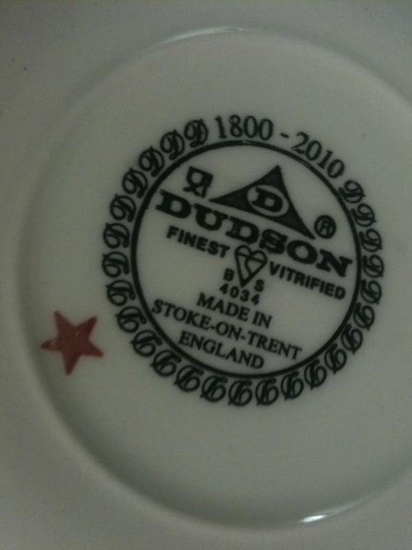 Buy Dudson Plaza - Slight Seconds