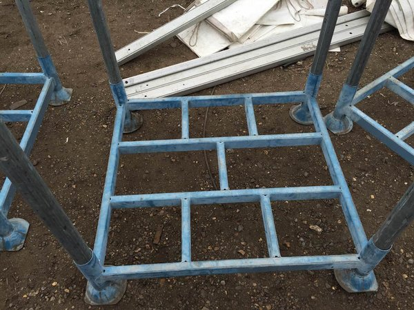 Three High Quality Strong Stillages for sale