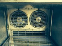 Fosters CF45 blast freezer
