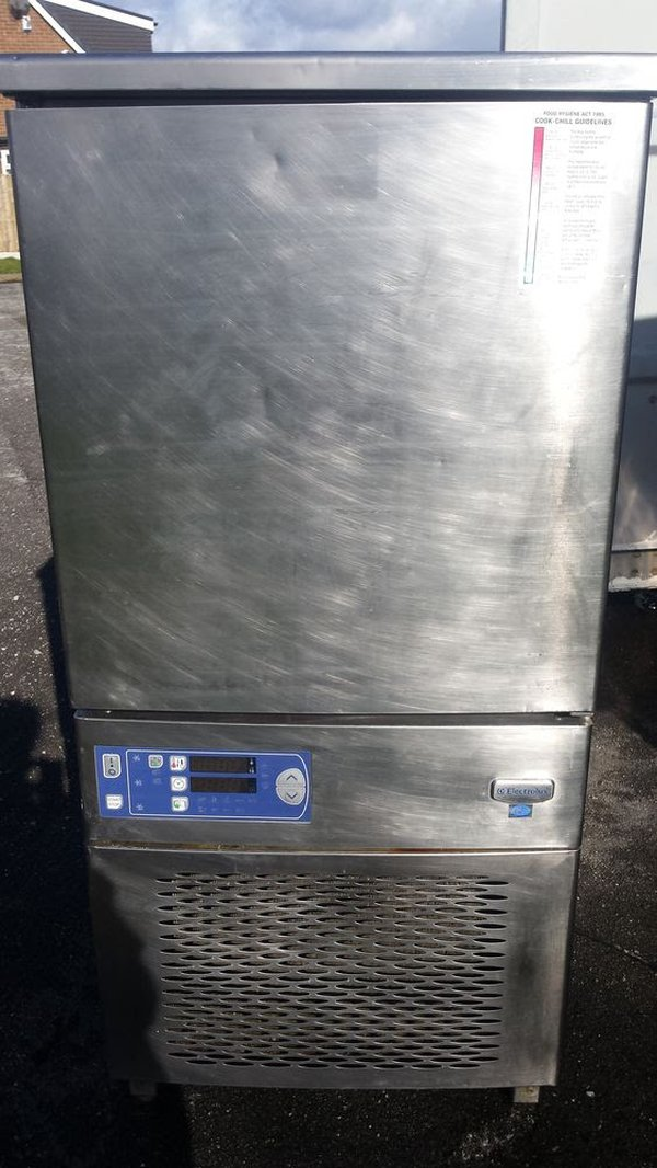 Electrolux Silver Blast Chiller