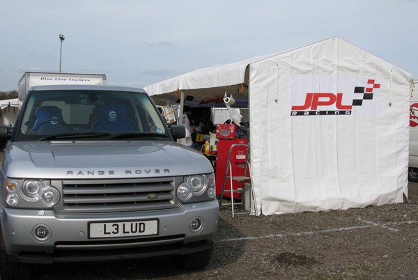 Second hand 6Mx3M Race Awning