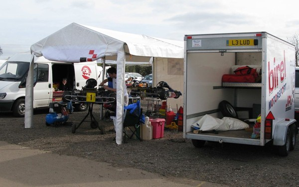 Selling 6Mx3M Race Awning