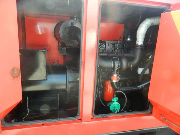 250 kva  Super Slient Diesel Generator