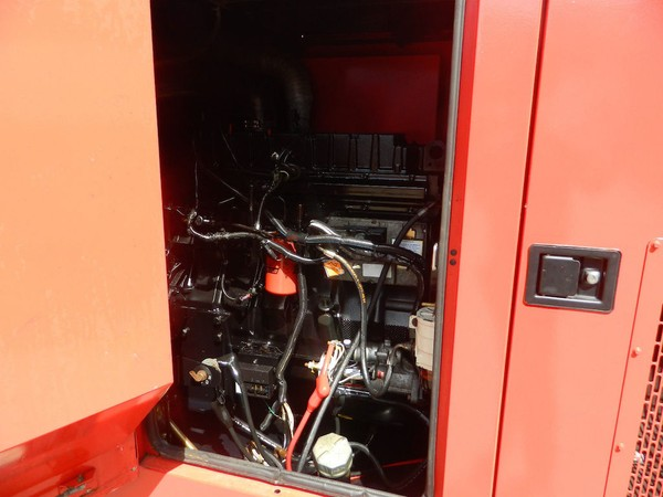 Buy Used 250 kva  Super Slient Diesel Generator