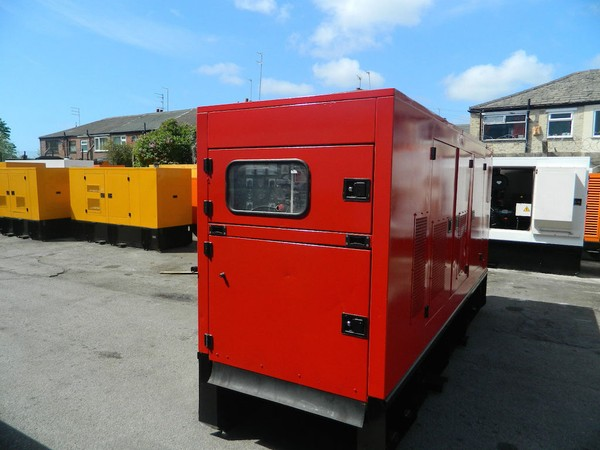 Selling 2008 250kva Perkins Diesel Generator