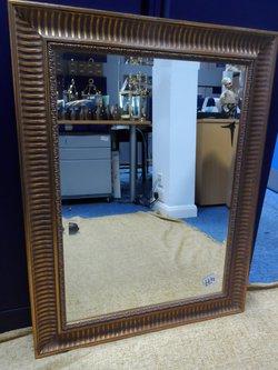 Aged Gilt Mirrors