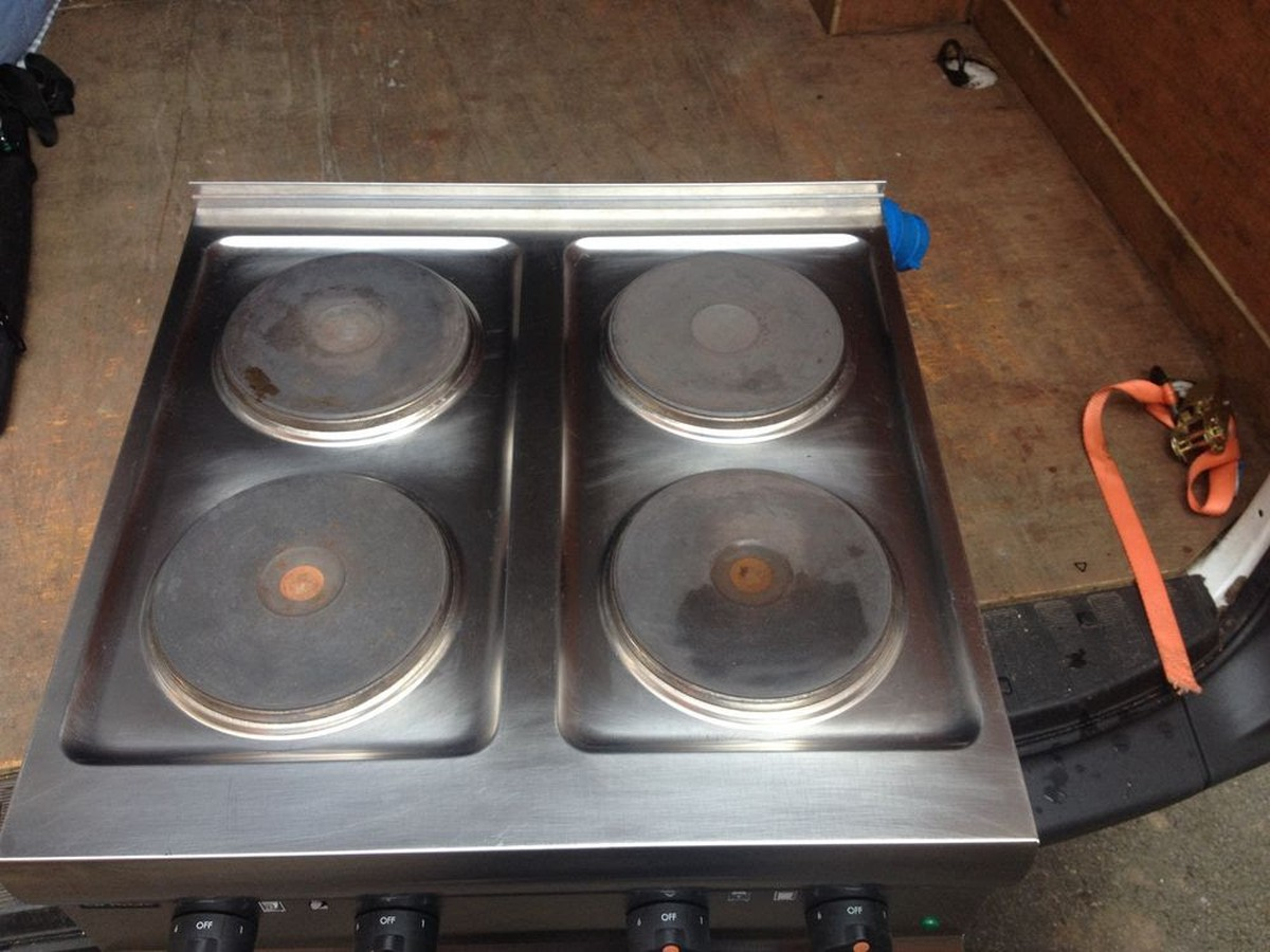 Secondhand Catering Equipment Hot Plates And Hobs