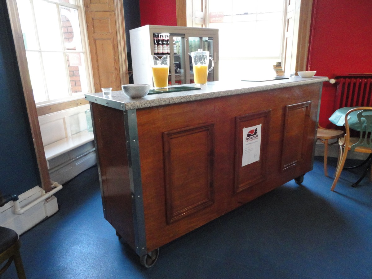 Secondhand Chairs And Tables Bar Units Mobile Bar