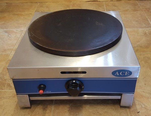 LPG Crepe Machine