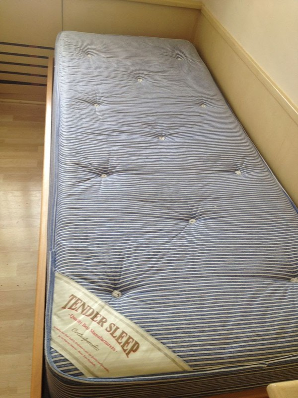 Tender sleep hotel beds