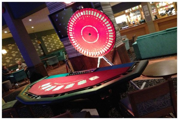 Fun Casino equipment