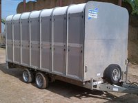 Ifor Williams LM 146 Livestock Trailer
