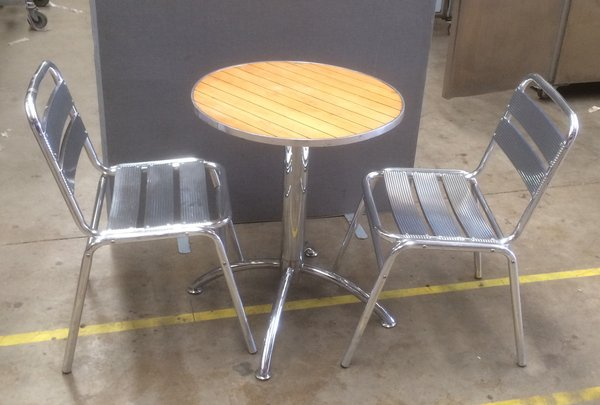 Modena Bistro Table and Chairs