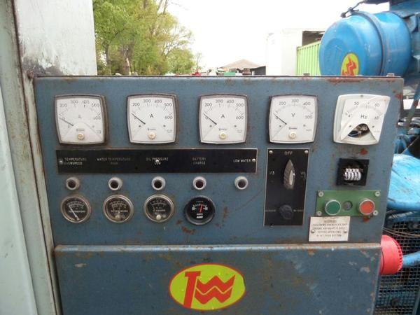 Buy 6 cylinder turbo dorman 295 kva generator