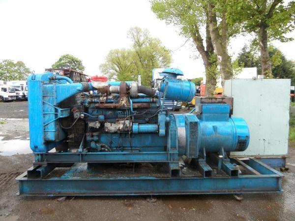 DORMAN 295 KVA turbo Diesel Generator