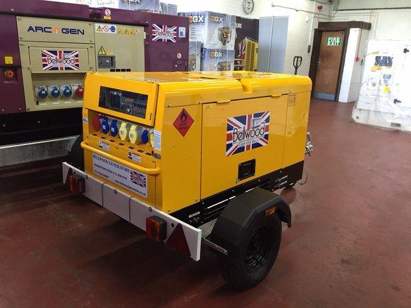 Arcgen Powermaker 15MV-K, fully refurbished