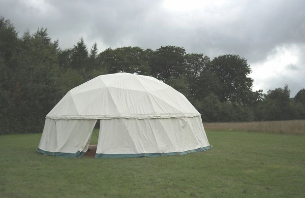 Kingdomes Geodome Marquee Hire and boutique camping business