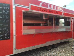 Second Hand Chip Trailer