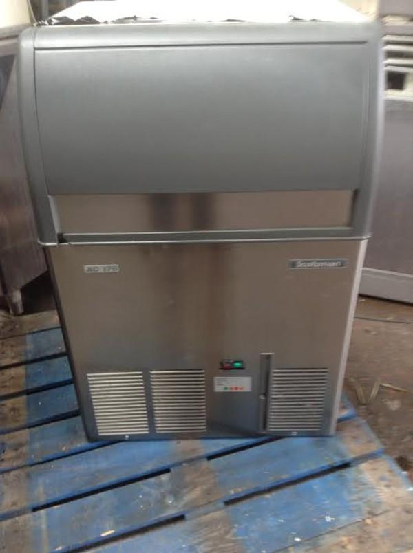 Second-hand ice machine