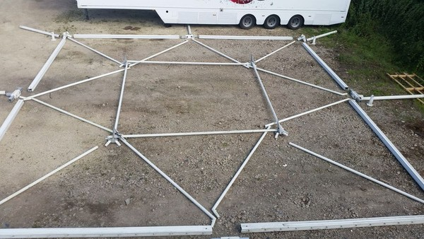 Buy Second Hand 10m x 10m Marquee