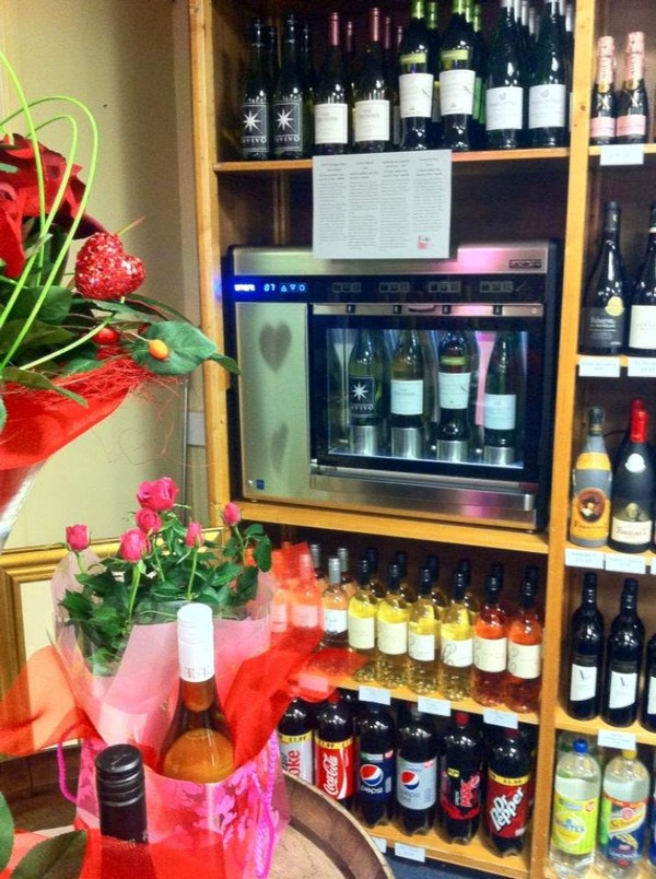 Enoline SMART 4 Bottle Wine Dispenser