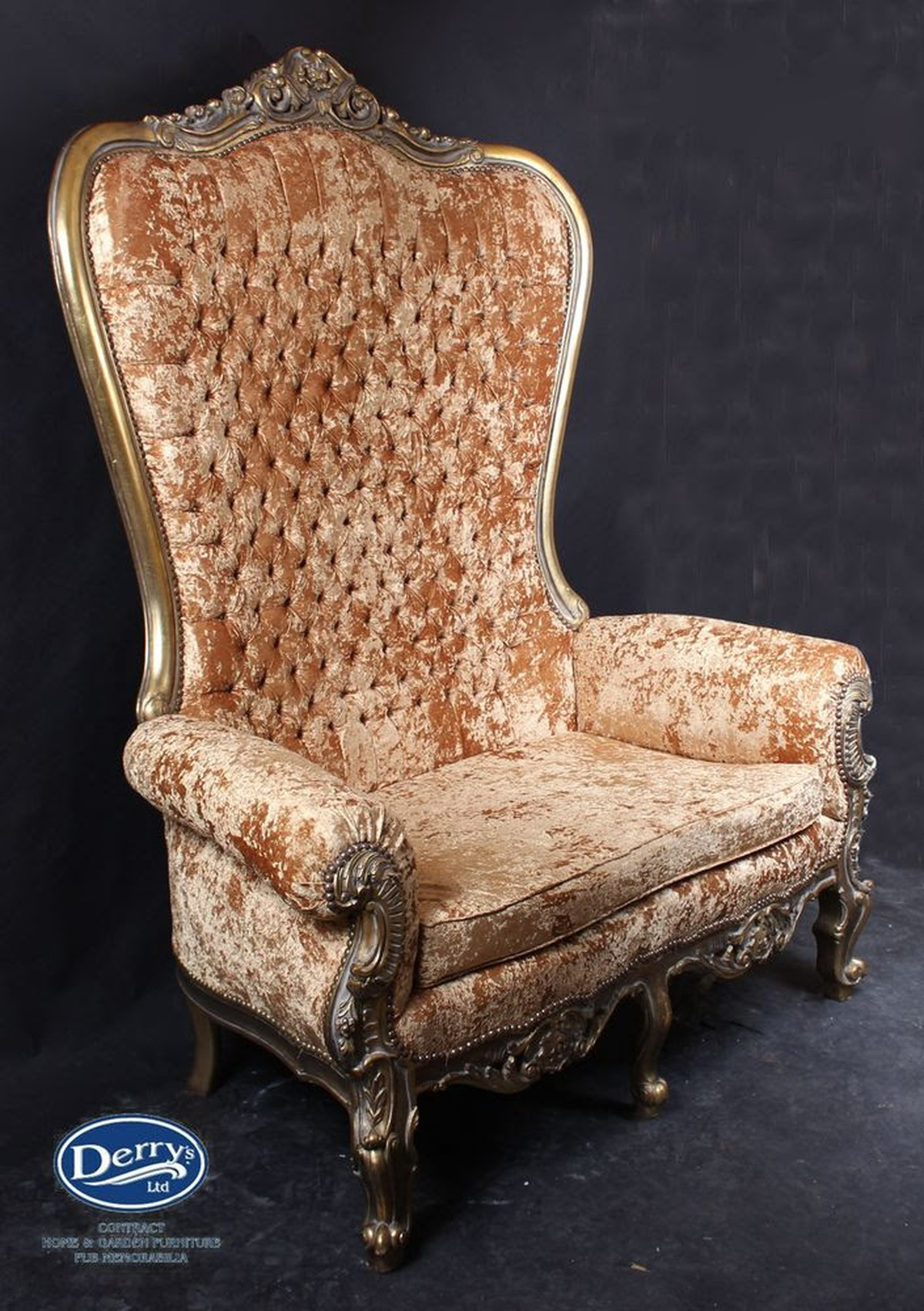 Secondhand Prop Shop Thrones And Wedding Chairs Tall