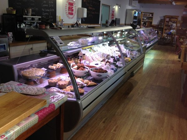 Refrigerated Eurocryer serve over counter