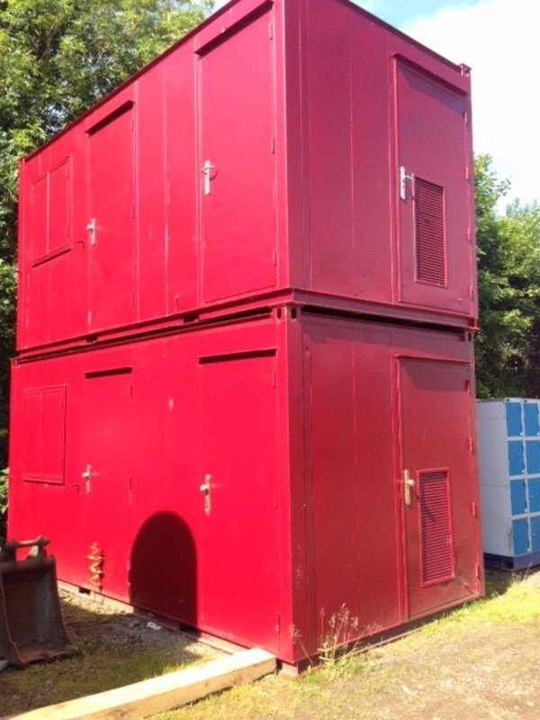 6 Man Welfare Cabin