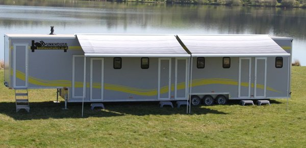 Crew trailer for sale
