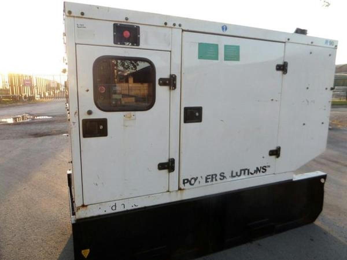 Ingersoll Rand SDMO 90 Diesel - Goole, East Yorkshire
