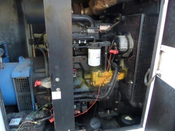 90 KVA Diesel Generator