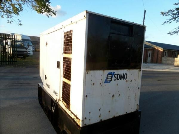 Super silent SDMO Generator