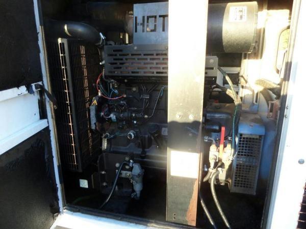 Uded 90 KVA Diesel Generator