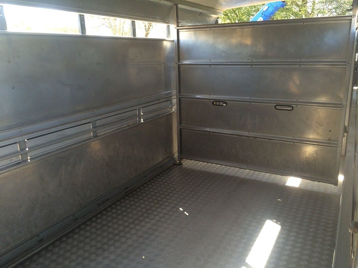 Secondhand Trailers Livestock Ifor Williams Ta510
